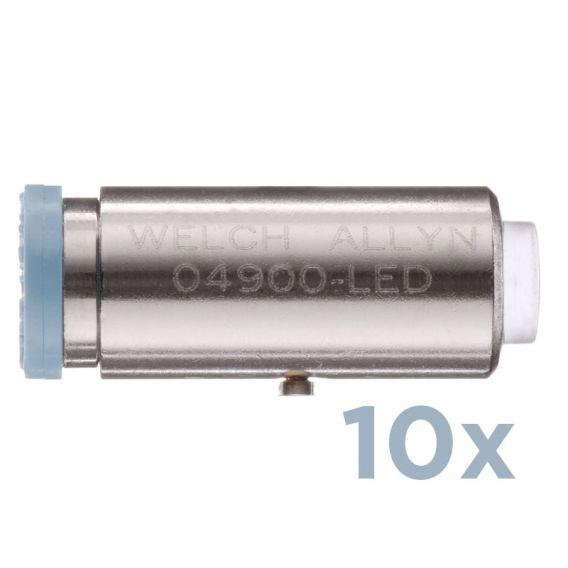 SureColor™-LED-Lampen-Upgrade-Kit für Ophthalmoskope (10 Stück)