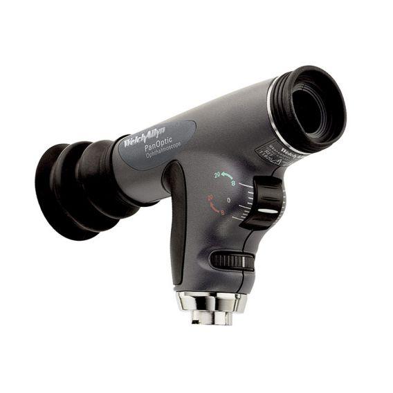 PanOptic™ Ophthalmoskop mit Kobaltfilter