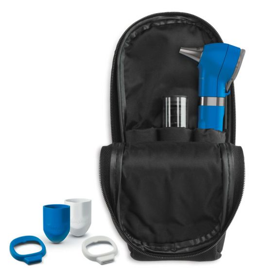Pocket Plus LED-Otoskop, Royalblau