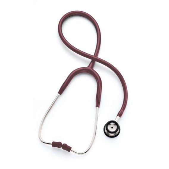 Professional Stethoskop für Kinder, burgunderrot