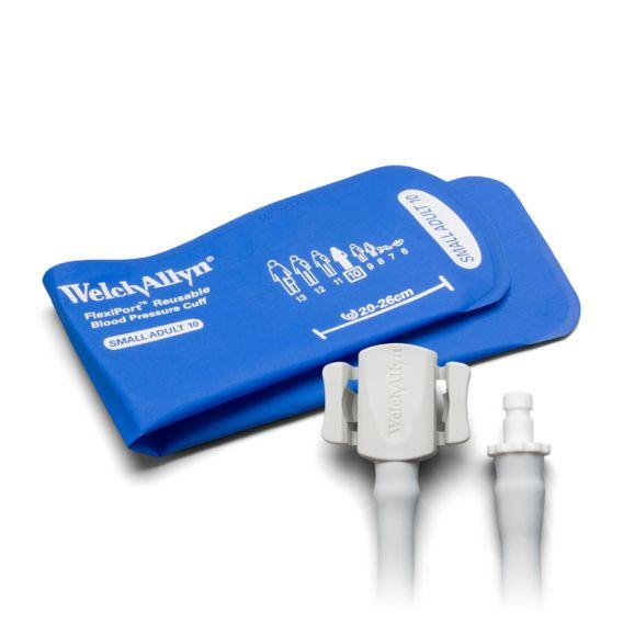 FlexiPort® Manschette, Größe 10, 1-Schlauch, Bajonett