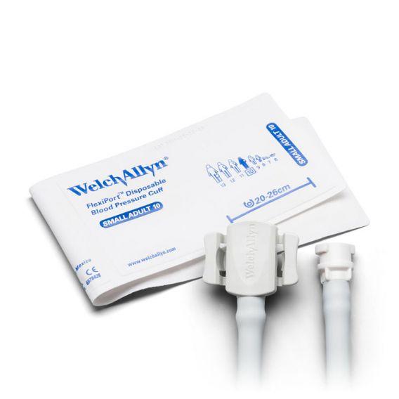 FlexiPort® Soft-Manschette, Größe 10, 1-Schlauch, Rast (20 Stück)