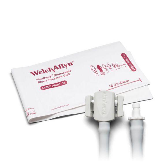 FlexiPort® Soft-Manschette, Größe 12, 1-Schlauch, Bajonett (20 Stück)