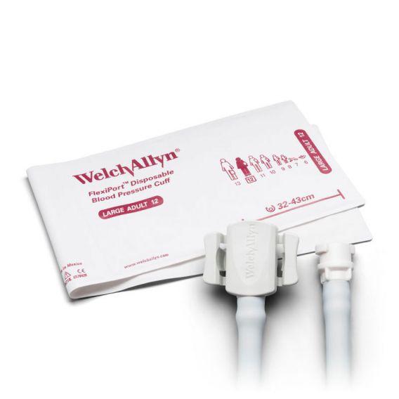 FlexiPort® Soft-Manschette, Größe 12, 1-Schlauch, Rast (20 Stück)
