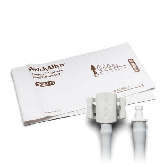 FlexiPort® Soft-Manschette, Größe 13, 1-Schlauch, Bajonett (20 Stück)